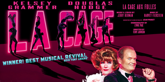 La Cage Aux Folles at Broadway's Longacre